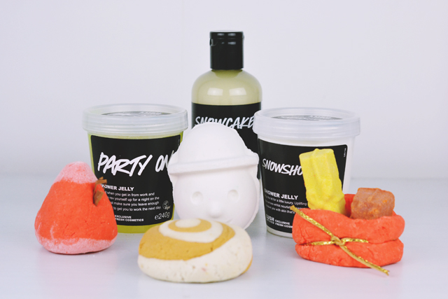Lush Kitchen Christmas 2015 2016