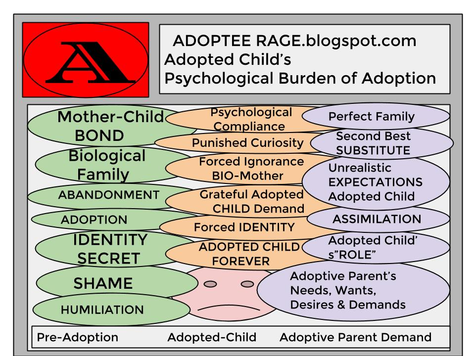 The effects of child adoption
