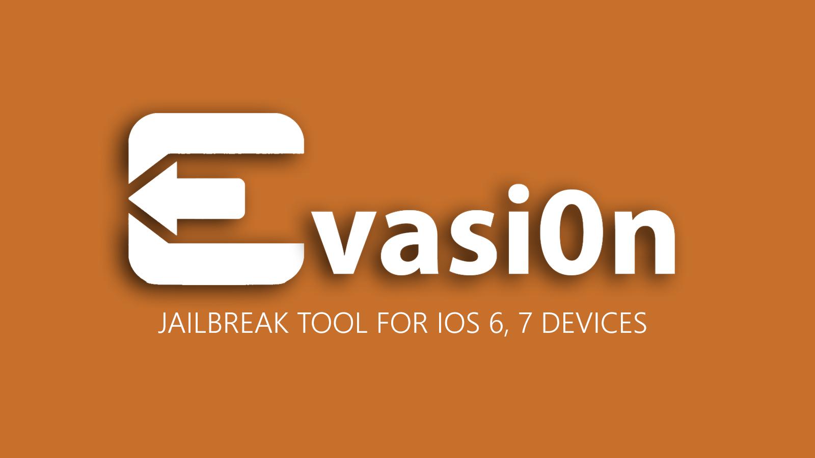 Evasi0n Jailbreak Tool