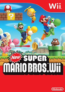 New Super Mario Bros Wii (BR) [ Wii ]