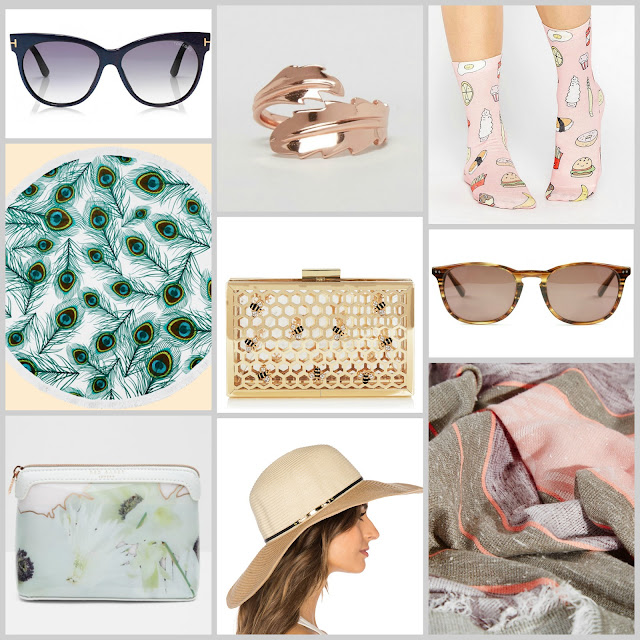 summer accessories wishlist