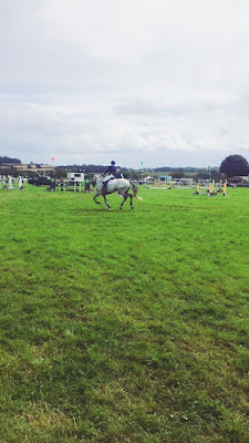 Ludwig Svennerstal at Burgham Horse Trials