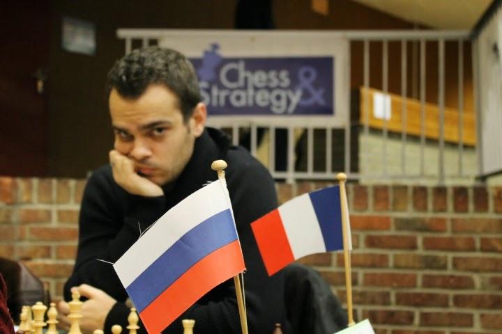 Kevin Terrieux de Pro évolution échecs - Photo © Chess & Strategy