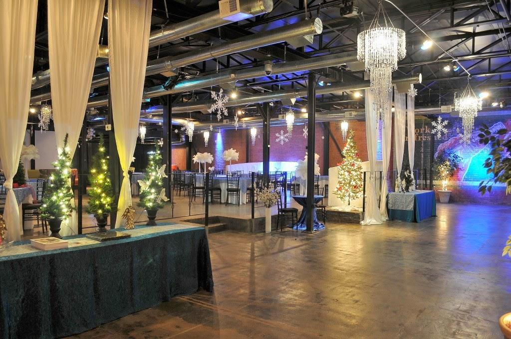 2616 Commerce Event Center The Commerce Room