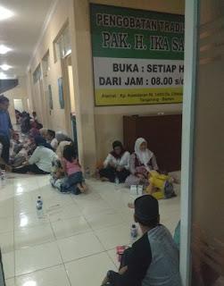 Jadwal Libur Pengobatan Haji SADAR Selama Hari Raya Idul Fitri