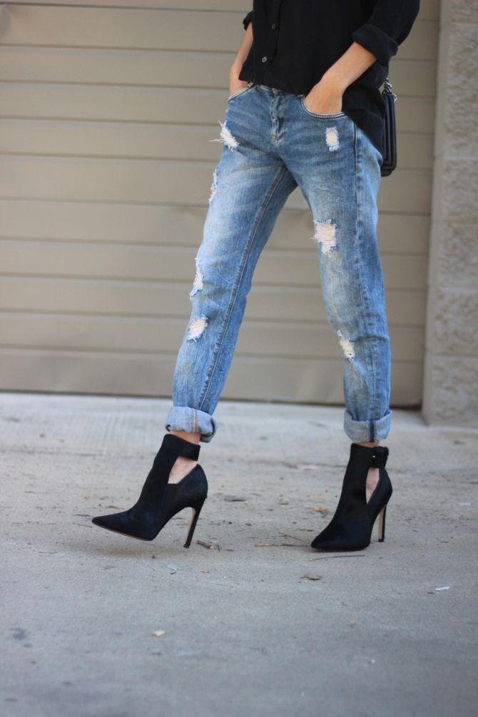 Frankie Hearts Fashion Dressy Basics