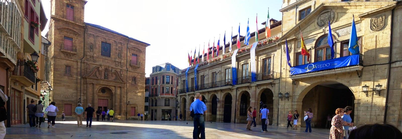 Tourism in Oviedo
