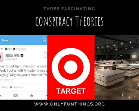 3 Fascinating Conspiracy Theories !