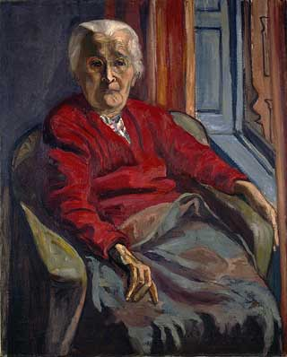 Alice Neel, My Mother, 1952