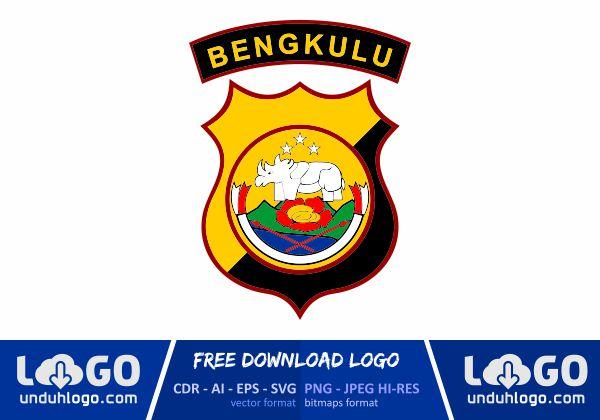Logo Polda Bengkulu
