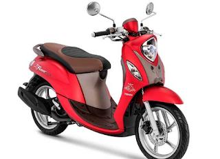 Yamaha Merilis Fino  Grande Berwarna Baru