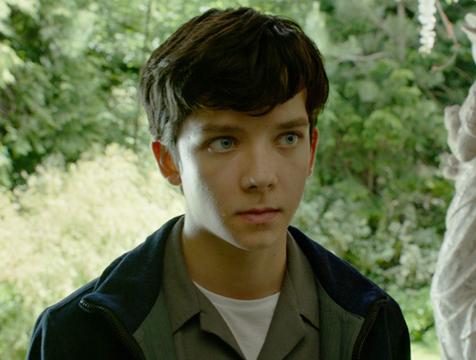 Jacob Portman (Asa Butterfield) en El hogar de Miss Peregrine para niños peculiares - Cine de Escritor