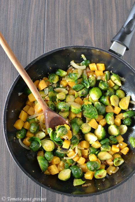 Tomate sans graines green lifestyle cuisine bien tre - Graines de potimarron grillees a la poele ...