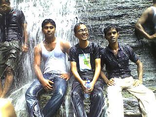 Shuvolong Waterfall