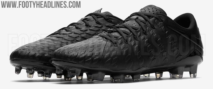official photos bb7df 72360 Stunning Full K-Leather Nike Hypervenom Phantom III Tech ...