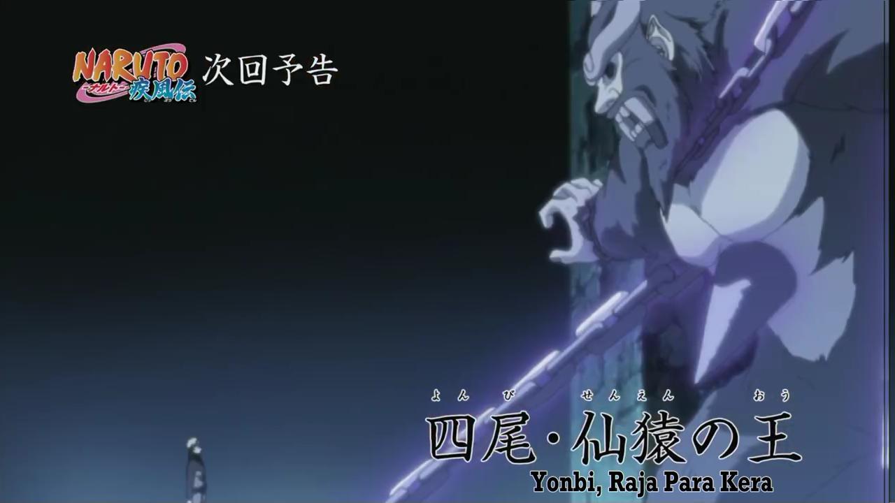 Daftar Judul Episode Naruto Shippuden 89-112 - fasraustin