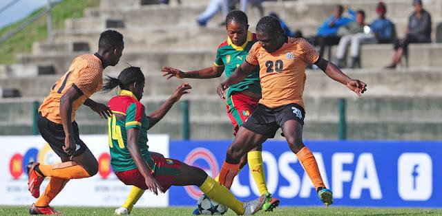 COSAFA 2018 : LES LIONNES ONT UNE REVANCHE A PRENDRE