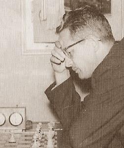 El ajedrecista Francisco José Pérez Pérez