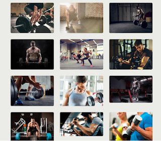 Gym Free stock photos - Negativespace