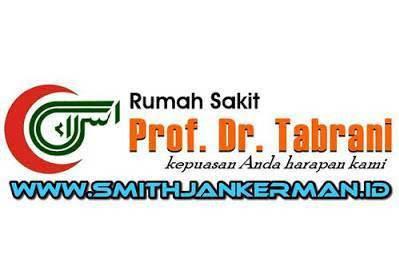 Lowongan Rumah Sakit Prof. Dr. Tabrani Pekanbaru Agustus 2018