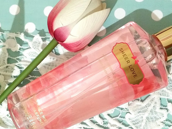 Victoria's Secret Sheer Love Body Mist