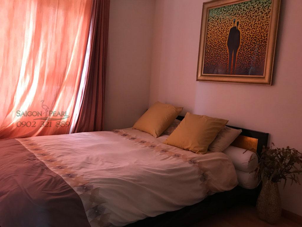{Ruby 2 Saigon Pearl} cho thuê căn hộ 3PN tầng cao nội thất đẹp - hình 7