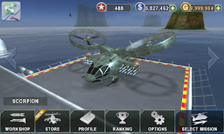 GUNSHIP BATTLE : Helicopter 3D Apk - Free Download Android Game
