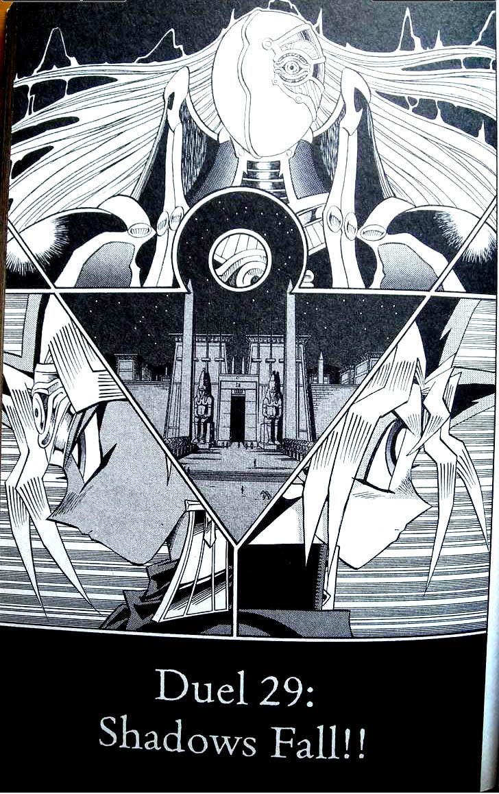 YUGI-OH! chap 307 - shadow fall!! trang 2