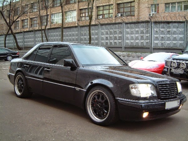 1994 BUS E60 W124 based on Mercedes-Benz E500 | BENZTUNING W E Wiring Harness Htm on
