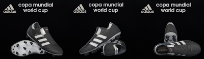 PES 2018 / PES 2017 Adidas Copa Mundial by Tisera09