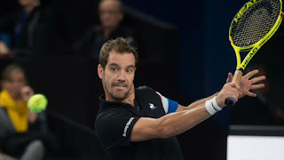 Gasquet, Tsonga and Pouille into Marseille semifinals
