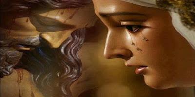 imagem de Jesus e Maria