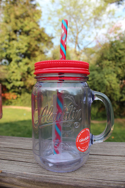 Mason Jar Tumblers Aka Southern Sippy Cups - State Of Mind