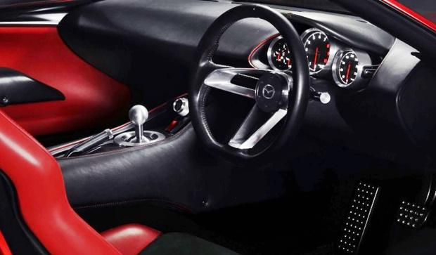 Mazda RX-9 Interior Concepts