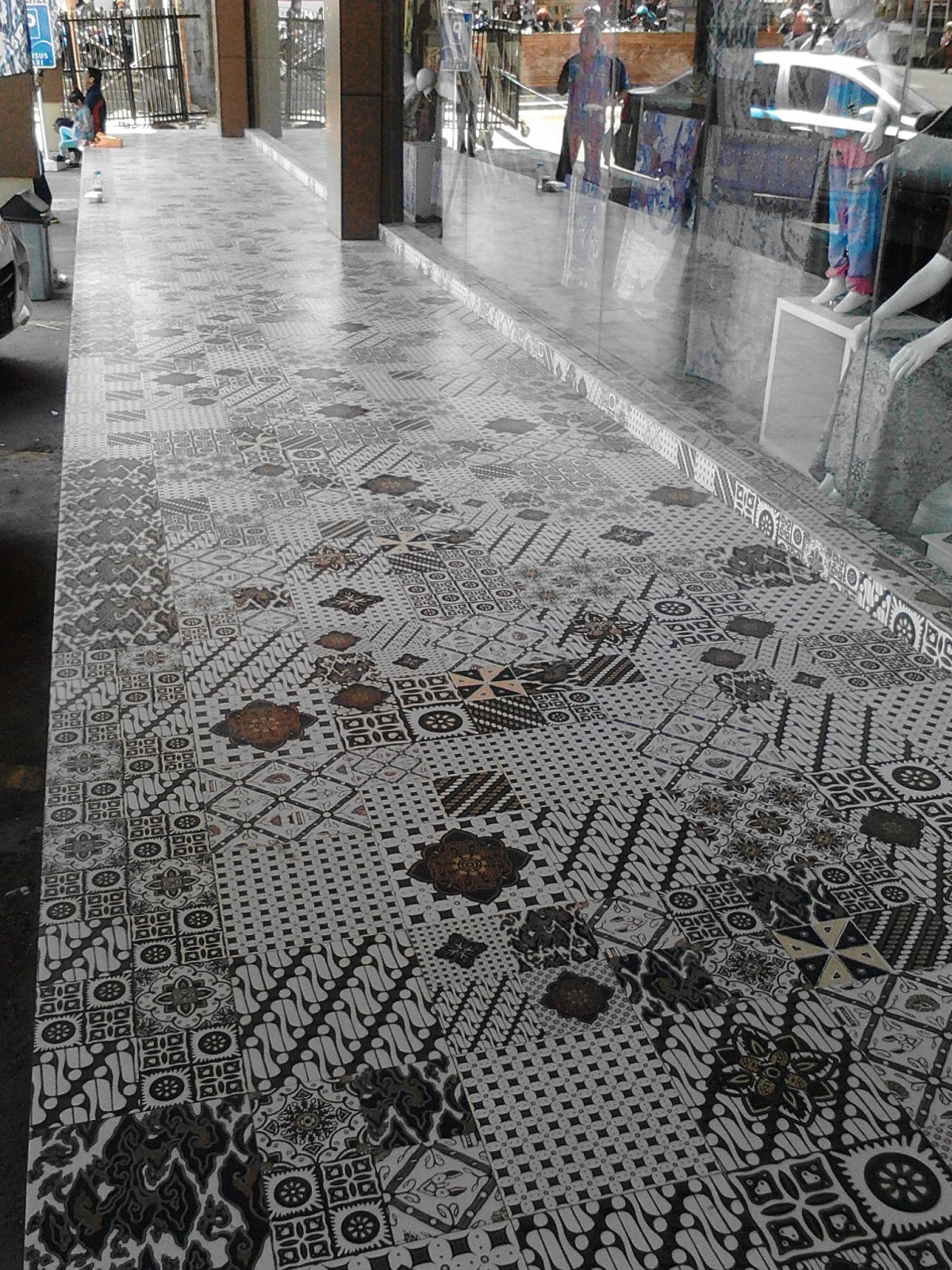 batik batik khas cirebon batik trusmi