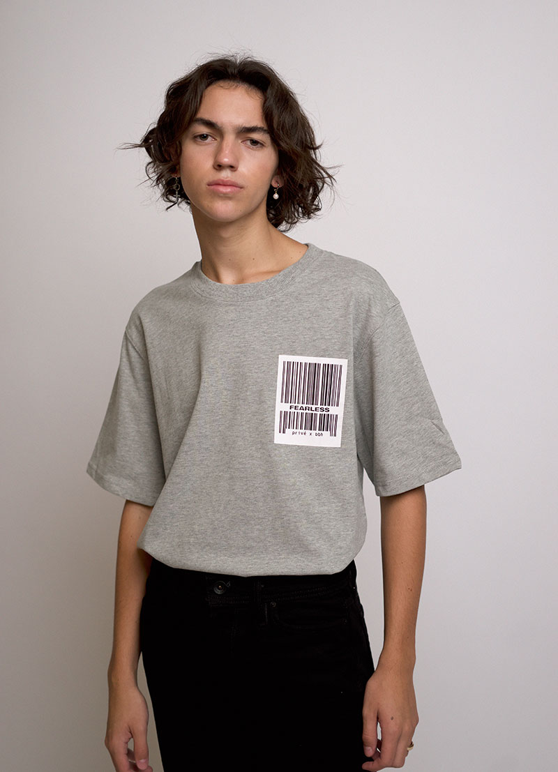 Privé by BBH Barcode T-Shirt