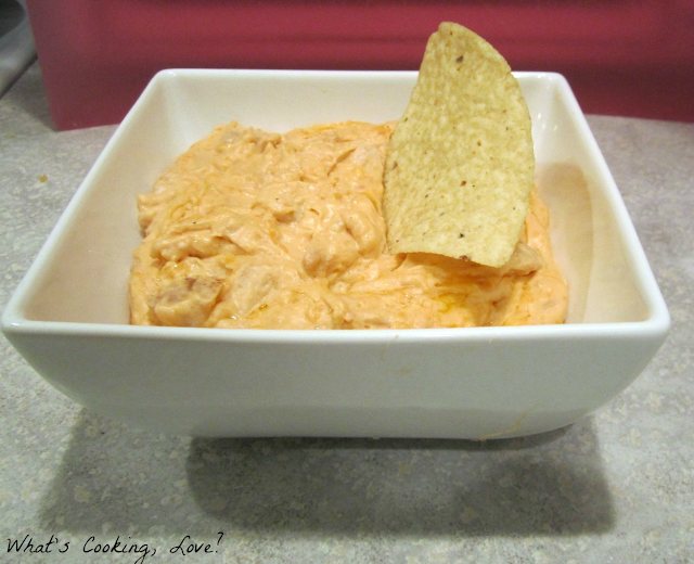 buffalo ranch chicken dip