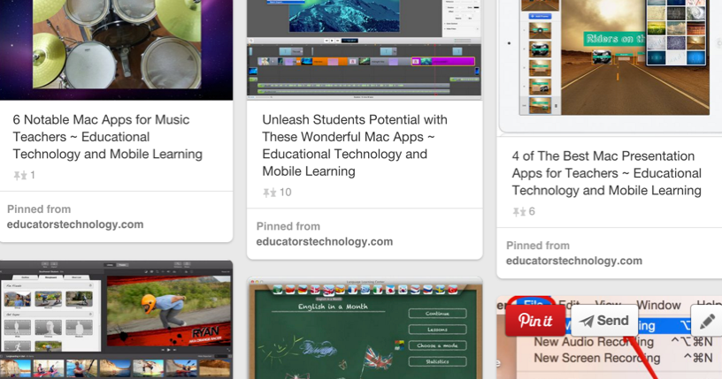 Educational Mac Apps for Teachers and Students