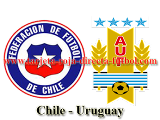 Chile vs uruguay por Clasificatorias 2016