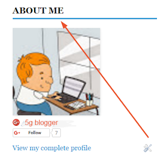 changing image size of profile
