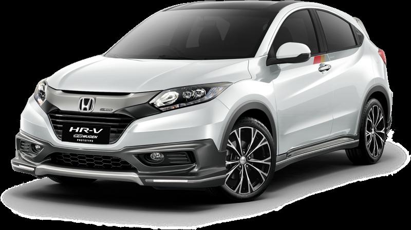 Honda HR-V MUGEN Prototype