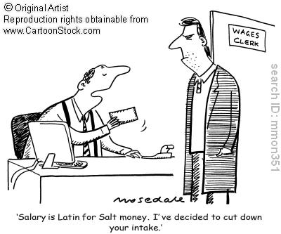 Did You Know?: Joke: How to Ask for Salaries Increase!