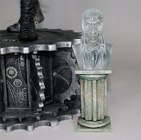 Busto dedicato a Vincent Price