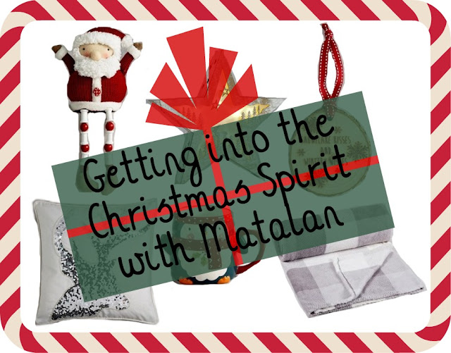 Getting Into The Christmas Spirit With Matalan