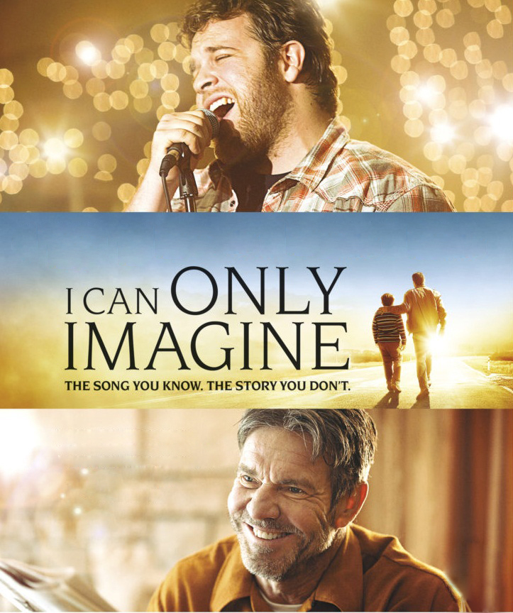 I Can Only Imagine [2018] [DVDR] [NTSC] [Latino]