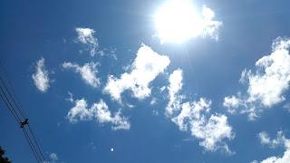 Final de semana deve ser típico de verão em Cotia