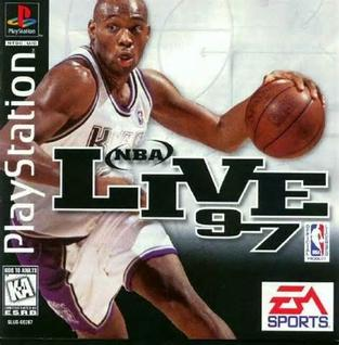 NBA Live 97  - PS1 - ISOs Download