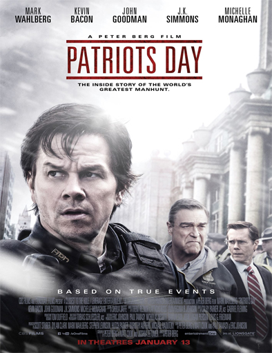 Ver Día de patriotas (Patriots Day) (2016) Online