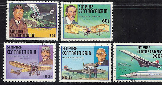 Aero-philately