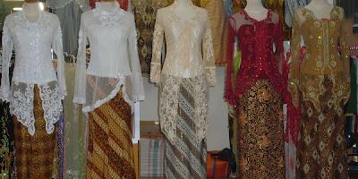 Foto Model Baju Kebaya Untuk Pesta